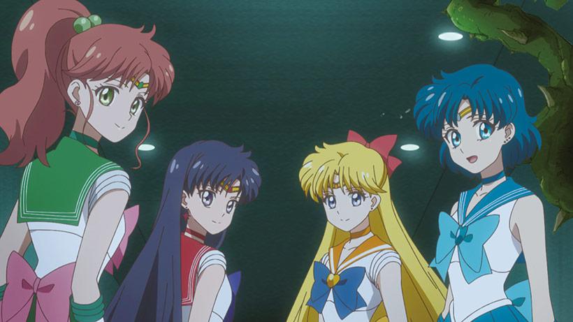 May 2018, Sailor Moon Crystal Set 3 image 2