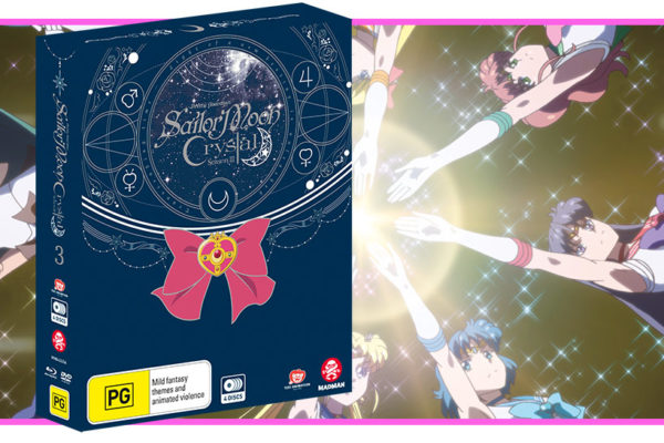 May 2018, Sailor Moon Crystal Set 3 Feature image