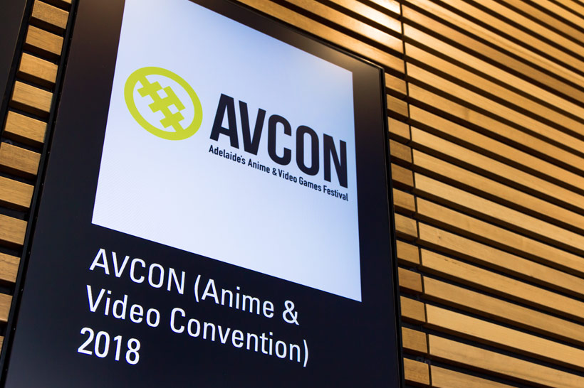 July 2018, AVCon 2018, Feature image