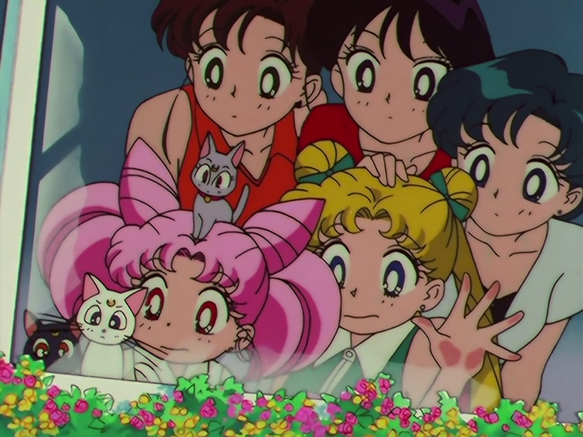 October 2018, Sailor Moon SuperS Part 1, image 2