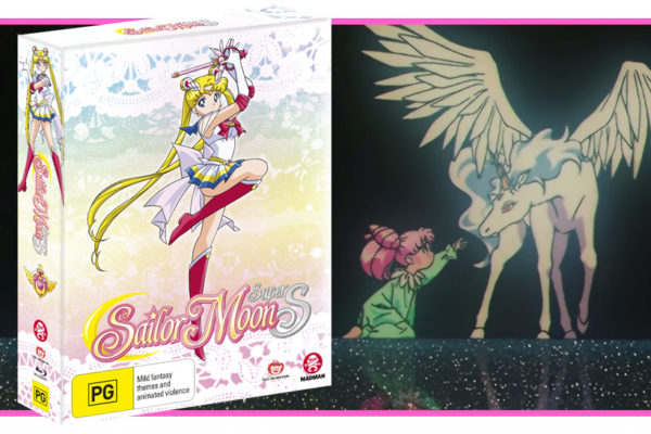 October 2018, Sailor Moon SuperS Part 1, Feature image