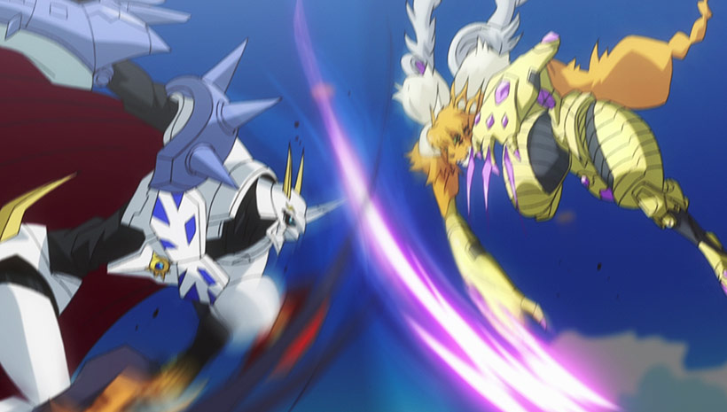 December 2018, Digimon Adventure Tri Part 5 image 3