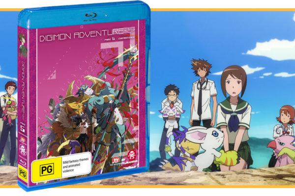December 2018, Digimon Adventure Tri Part 5 Feature image