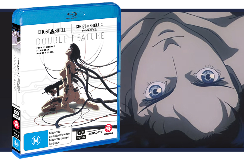 Review Ghost In The Shell Movie Collection Blu Ray Anime Inferno
