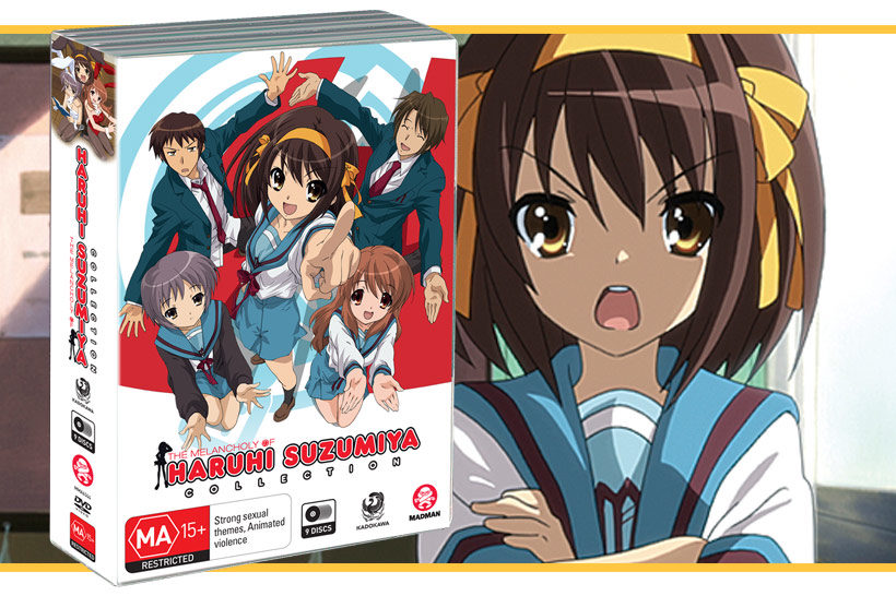 April 2019, Haruhi Collection feature image