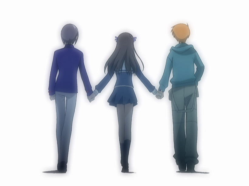 May 2019, Fruits Basket The Complete Series, screenshot 4