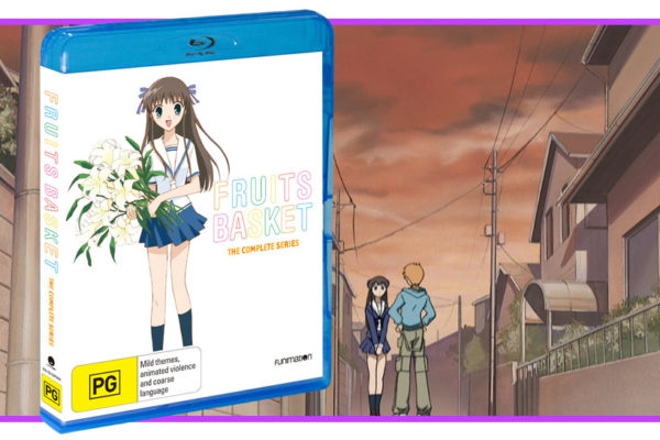 May 2019, Fruits Basket The Complete Series, Feature image
