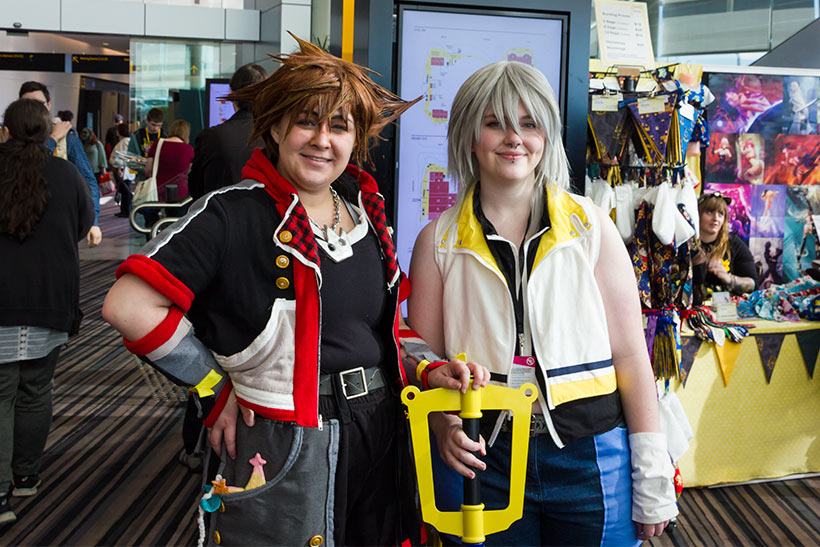 July 2019, AVCon 2019 Cosplay image 2