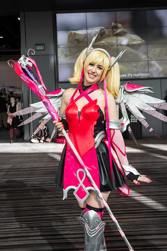 July 2019, AVCon 2019 Cosplay image 5