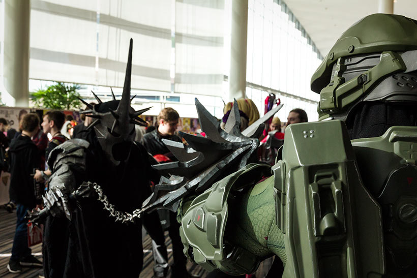 July 2019, AVCon 2019 Cosplay image 6