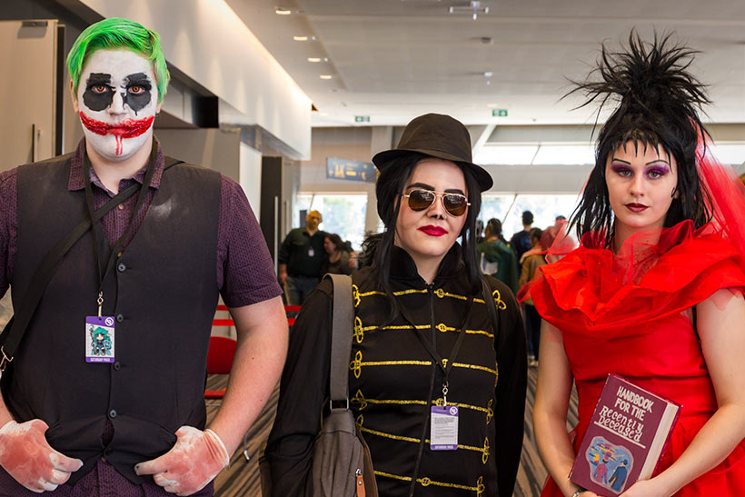 July 2019, AVCon 2019 Cosplay image 7