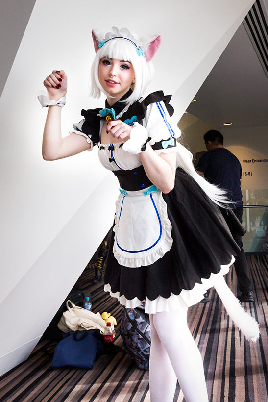 July 2019, AVCon 2019 Cosplay image 9