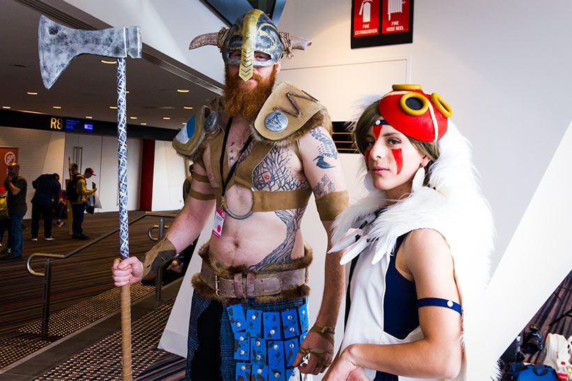 July 2019, AVCon 2019 Cosplay image 10