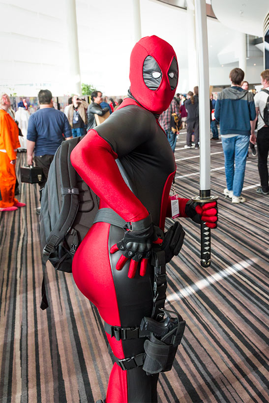 July 2019, AVCon 2019 Cosplay image 17