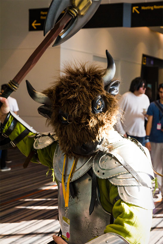 July 2019, AVCon 2019 Cosplay image 18
