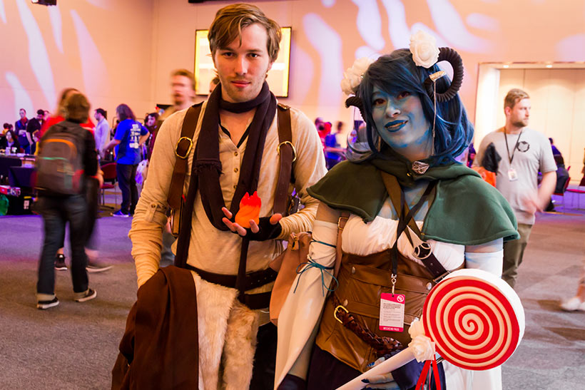 July 2019, AVCon 2019 Cosplay image 23
