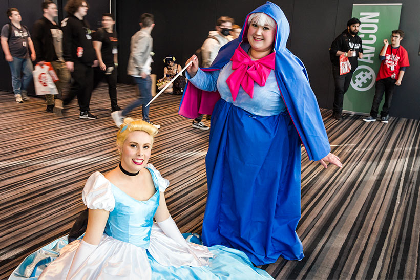 July 2019, AVCon 2019 Cosplay image 29