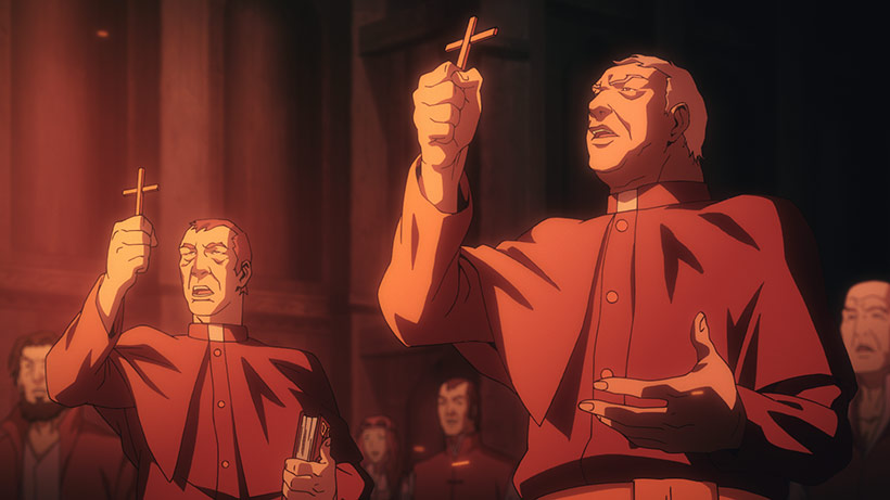 July 2019, Castlevania Complete Season 1 Collection Blu-Ray image 1