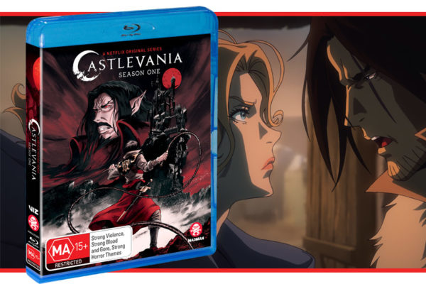 July 2019, Castlevania Complete Collection Blu-Ray Feature image