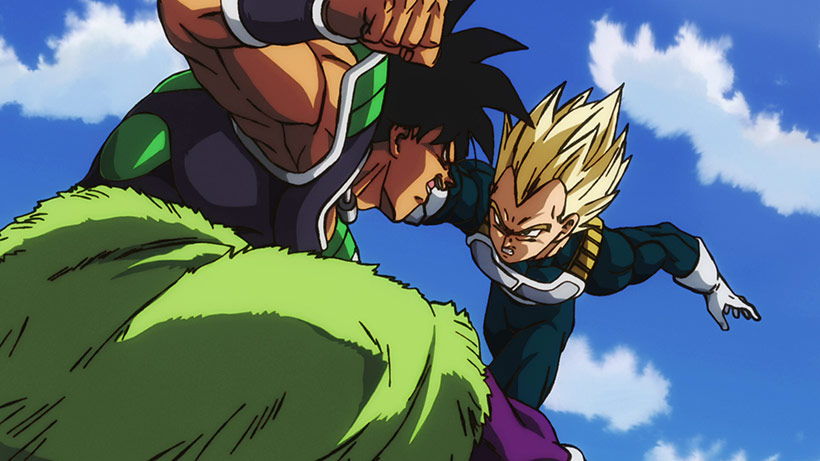 July 2019, Dragon Ball Super The Movie Broly image 3