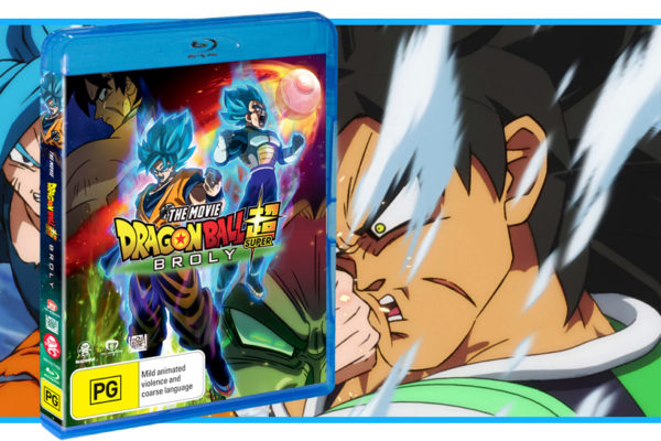 July 2019, Dragon Ball Super The Movie Broly feature image