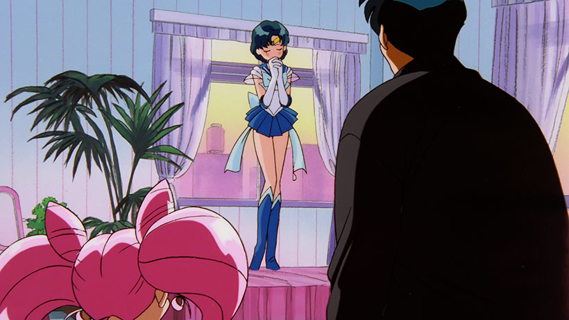 July 2019, Sailor Moon SuperS The Movie Image 2