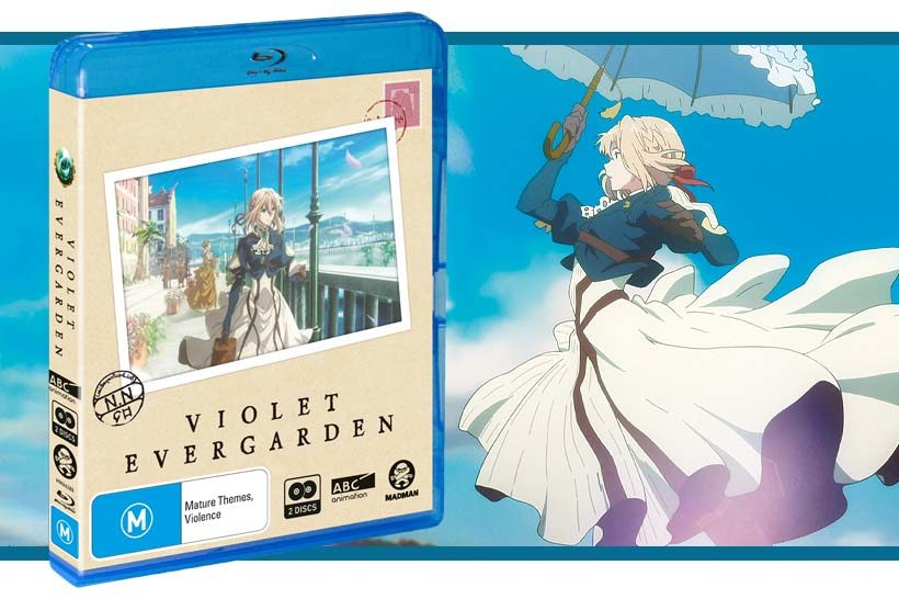 Review: Violet Evergarden (Eps 1-13 + Special) (Blu-Ray