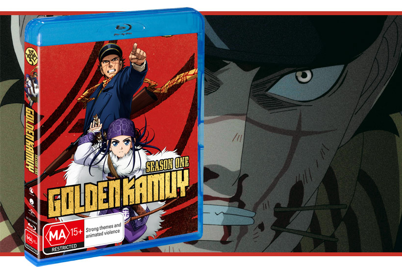 August 2019, Golden Kamuy Complete Season 1 Feature image
