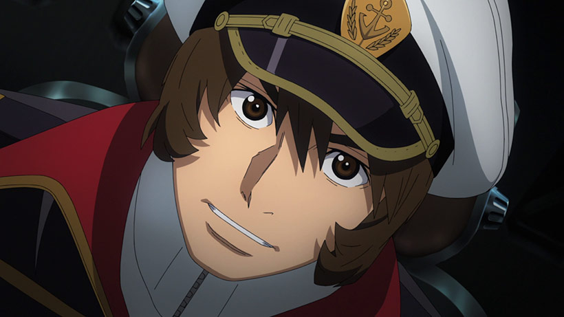 September 2019, Star Blazers SPace Battleship Yamato 2202 Part 1 image 1