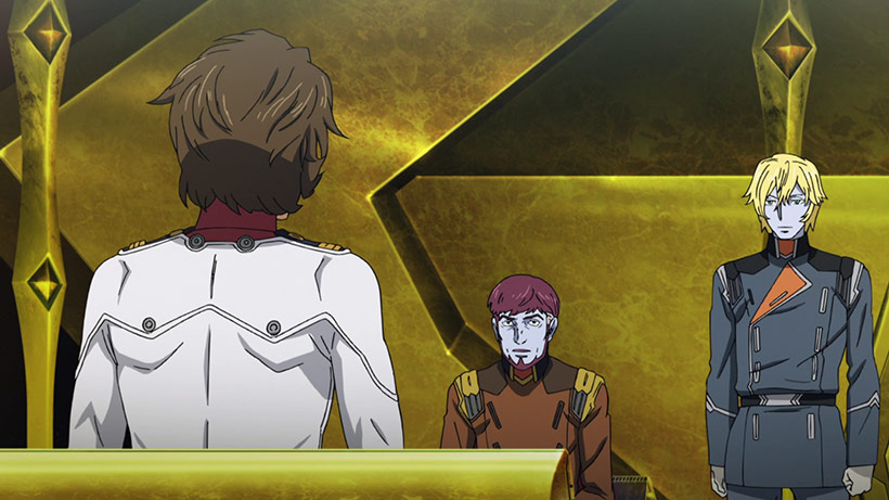 September 2019, Star Blazers Space Battleship Yamato 2202 Part 1 image 4