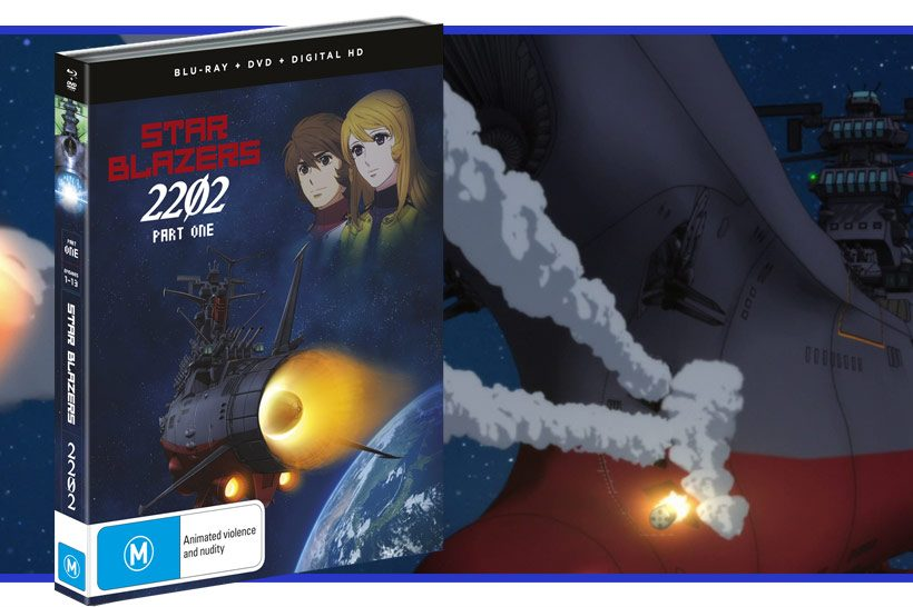 September 2019, Star Blazers SPace Battleship Yamato 2202 Part 1 Feature image