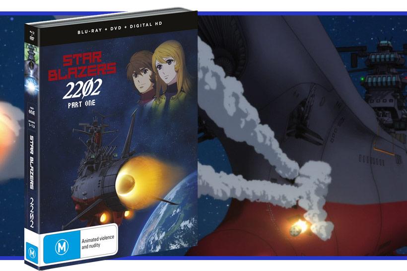 September 2019, Star Blazers SPace Battleship Yamato 2202 Part 1 Feature image