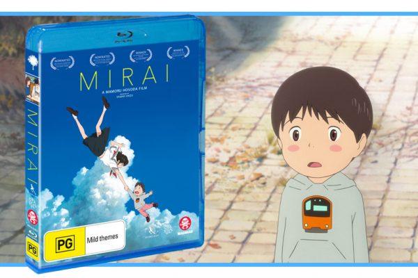 October 2019, Mirai Feature image