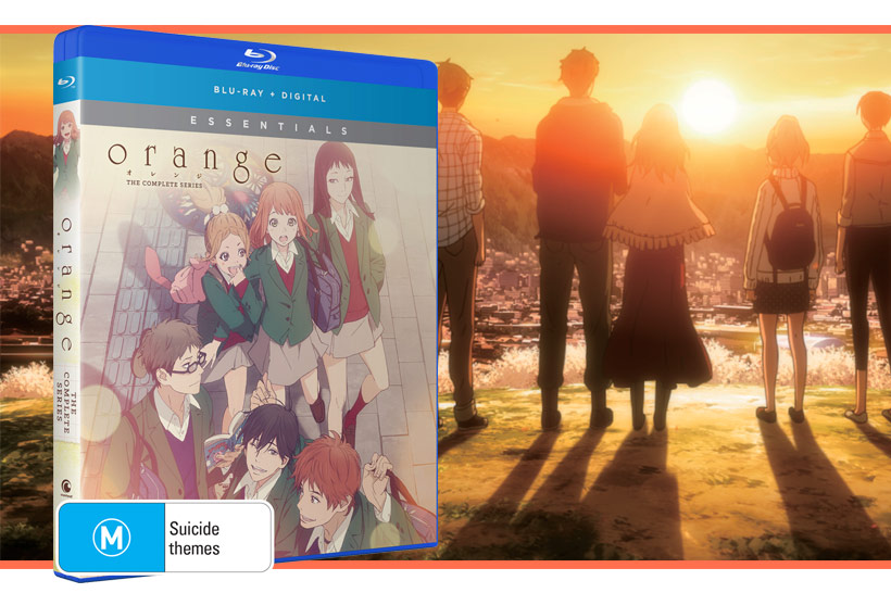 October 2019, Orange Complete Series feature image