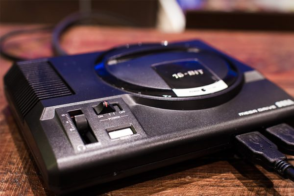 November 2019, Sega Mega Drive Mini Feature image