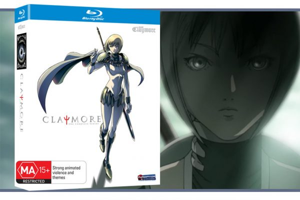 January 2020, Claymore Complete Collection, feature image