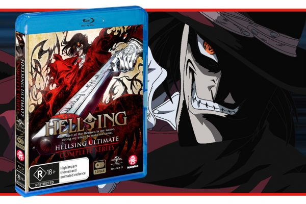 March 2020, Hellsing Ultimate Complete Series feature image