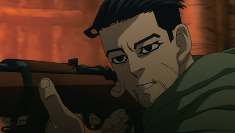 March 202, Golden Kamuy Season 2, image 1