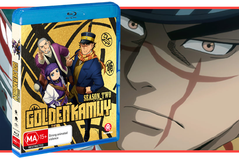 March 202, Golden Kamuy Season 2, feature image