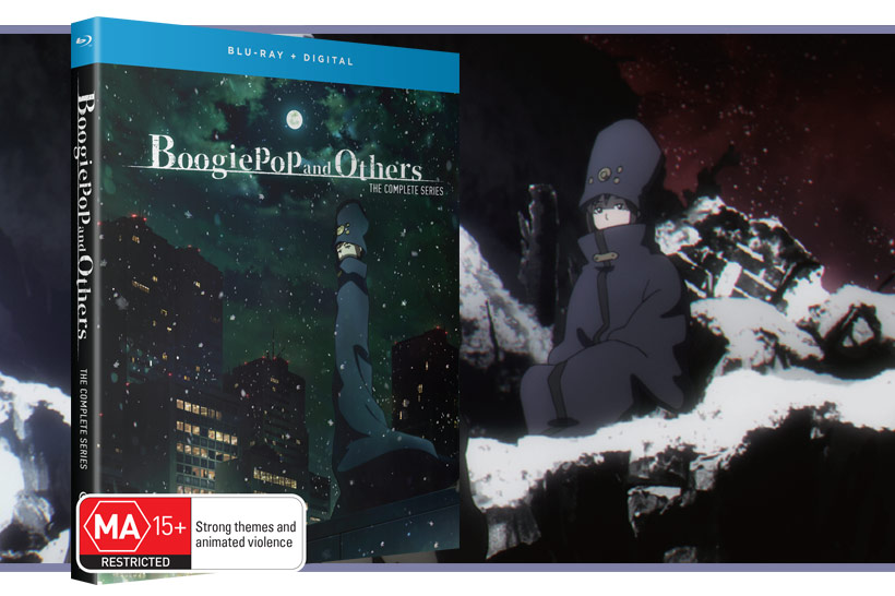 August 2020, Boogiepop and Others Feature image