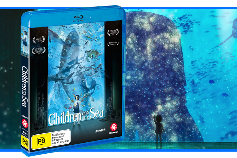 January 2021, Children of the Sea, Feature image