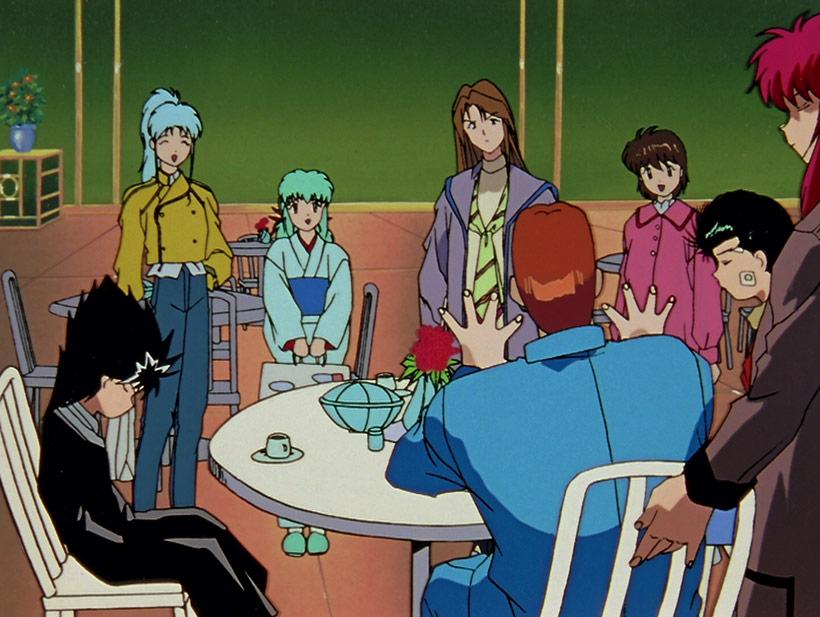 January 2021, Yu Yu Hakusho Complete Season 3, Urameshi Team