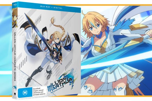 Million Arthur Complete Series Blu-Ray, feature image