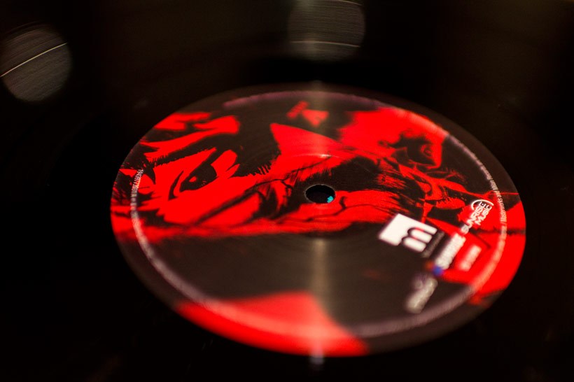 Cowboy Bebop Original Soundtrack vinyl, feature image