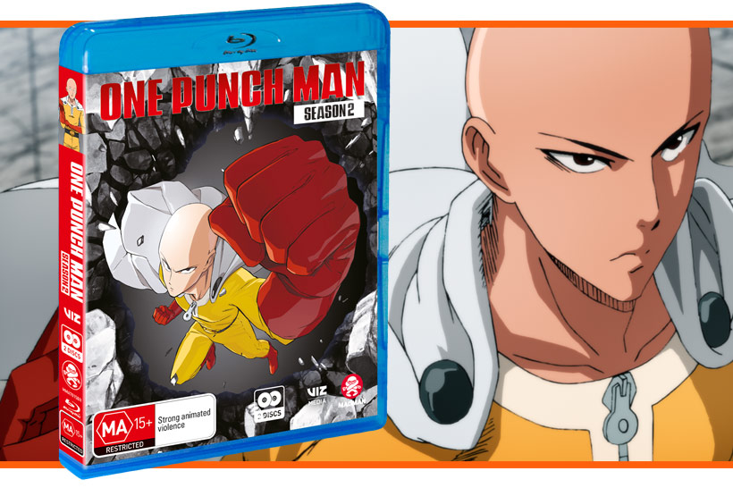 One Punch Man Season 2, feature image