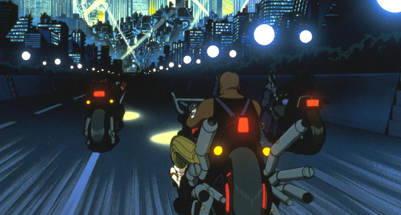 Akira 4K UHD release, The Clowns on the highway