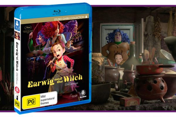Earwig and the Witch review, feature image