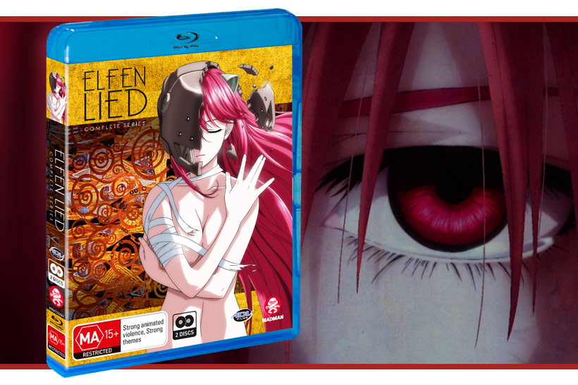 Elfen Lied review, feature image