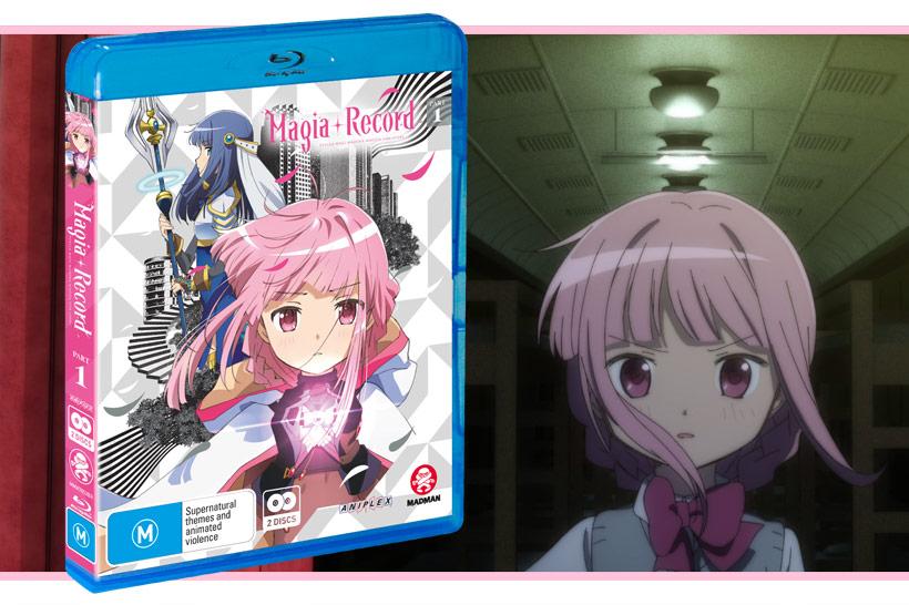Magia Record: Puella Magi Madoka Magica Side Story Part 1 review, feature image