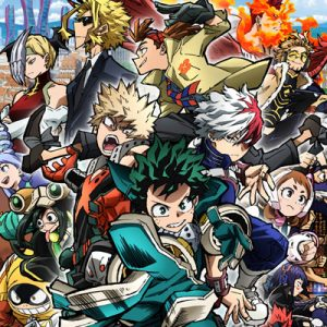 My Hero Academia: World Heroes Mission competition square image
